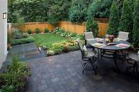 excellent patio garden design ideas small gardens Patio Garden Ideas Garden Ideas And Garden Design Intended For Outdoor Patio Ideas For Your Yard ...