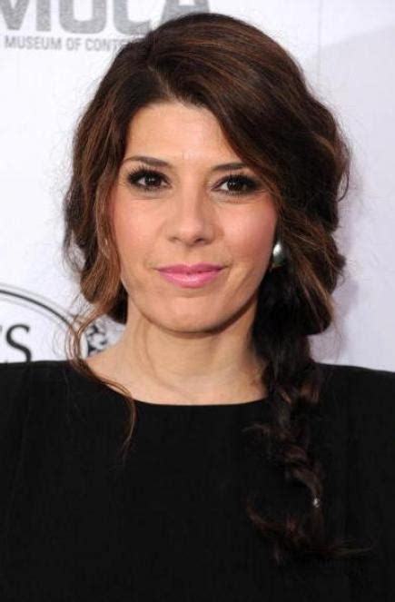 marisa tomei fancy braid hairstyle