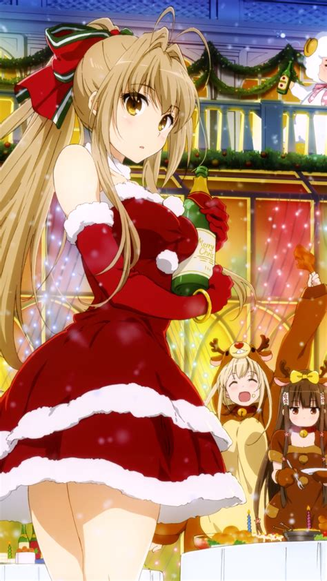 Anime Wallpaper 2014 - 2015 anime amagi brilliant park samsung galaxy