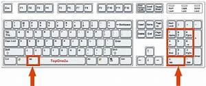 keyboard shortcuts to make symbols using alt key top one With computer keypad letters