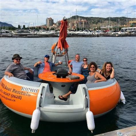 Boat Shows Near Me by Best On The Lake Review Of Maeg S Bbq Boats Kelowna