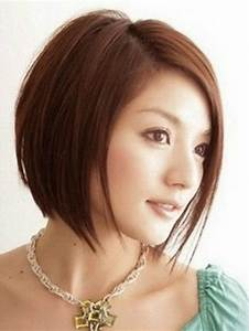 Coupe Courte De Cheveux Femme : coupe de cheveux mi courte femme ~ Dallasstarsshop.com Idées de Décoration