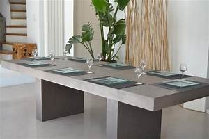 beautiful grande table de salle a manger pictures With grande table salle a manger