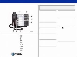 Mitel Networks 5312 Ip Phone  5324 Ip Phone User Manual