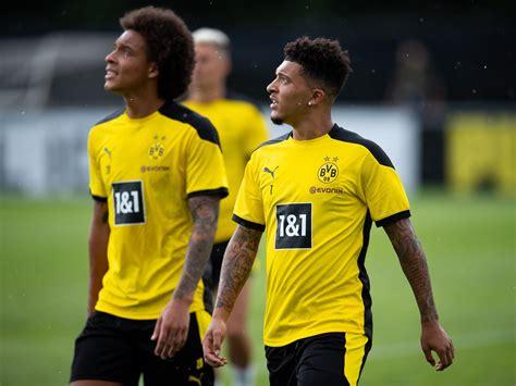 Transfer news LIVE: Jadon Sancho addresses Man United ...