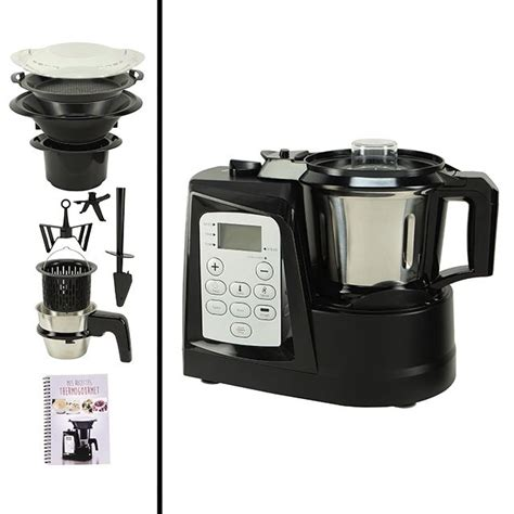 le robot de cuisine qui fait tout atlub