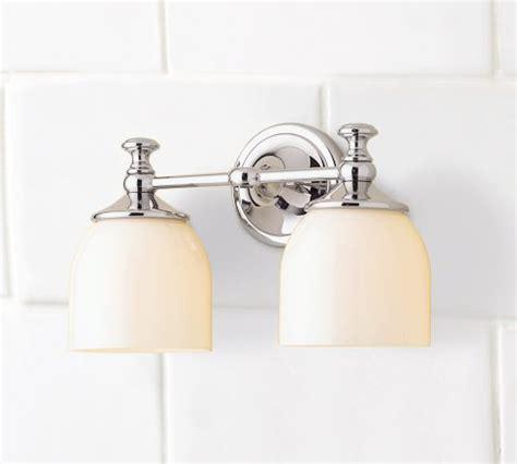 mercer double sconce bathroom ideas bathroom sconces