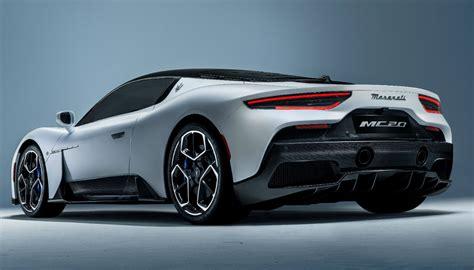 Maserati svela la sua nuova supercar | Virgilio Motori