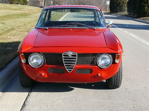 1966 Alfa Romeo Guilia Sprint Gtv Stepnose.. As New