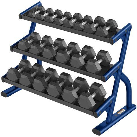 tier hex dumbbell rack life fitness nz