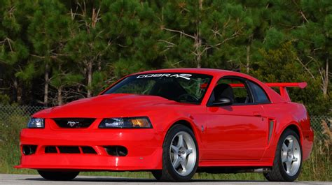 The Ford Mustang Cobra Rs Classiccarweeklynet
