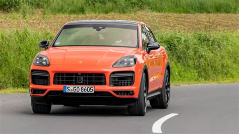 Cayenne Cargo Space by 2020 Porsche Cayenne Coupe Drive Review What S New