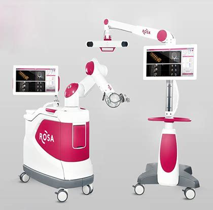 ROSA Spine Robot FDA Cleared for Minimally Invasive Spinal ...