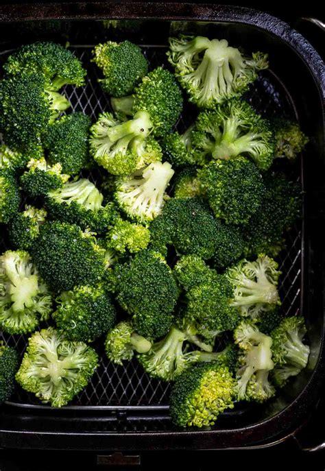 fryer broccoli air recipe recipes chicken dinner airfryer way healthy keto salmon minutes