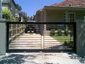 Driveway Gate Design Ideas - Get Inspired by photos of