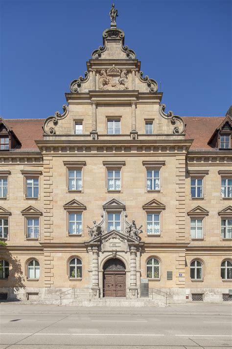 gebaeude der bayerischen justiz bayerisches