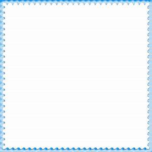 Download Blue Border Frame PNG File - Free Transparent PNG ...