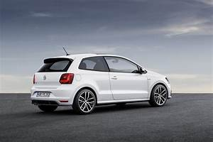 Vw Polo 6 : facelifted vw polo gti on sale in germany from 22 275 carscoops ~ Medecine-chirurgie-esthetiques.com Avis de Voitures