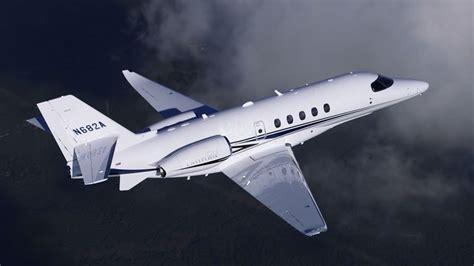 Cessna's Citation Latitude Business Jet Debuts at NBAA