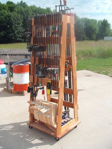 norms clamp rack woodworking projects diy diy wood