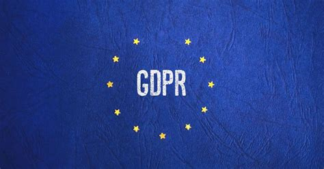 general data protection regulation gdpr  marketers