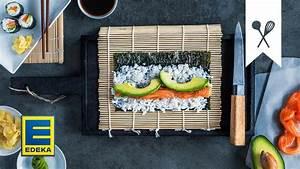 Sushi Selber Machen : sushi selber machen einfaches sushi tutorial edeka ~ A.2002-acura-tl-radio.info Haus und Dekorationen