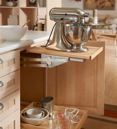 kitchen cabinet mixer lift kitchen aid mixer storage