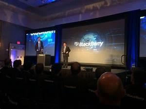 'BlackBerry kan best zonder smartphones'   Computable.be