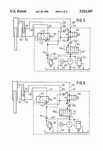 Patent Us5511267 - Dock Leveler Hydraulic Circuit