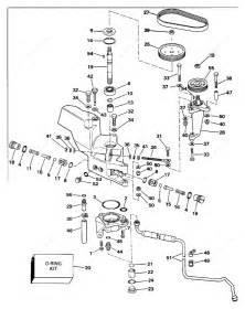 Johnson 1992 200 - Vj200slens  Power Steering Pump