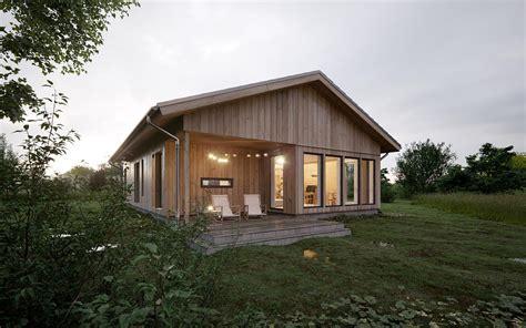 Koka paneļu mājas — Somu māja