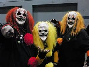 Scary Clowns in the World