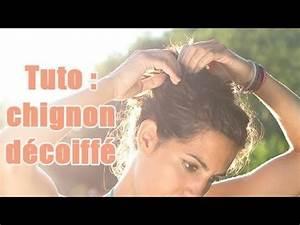 Forer Un Puits Soi Même : tuto comment faire un chignon d coiff youtube ~ Premium-room.com Idées de Décoration
