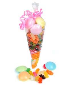 large christmas gift bags sweet cone for 200g thehut