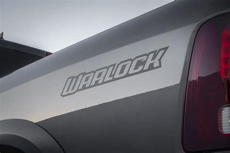 ram  classic warlock   retro inspired throwback