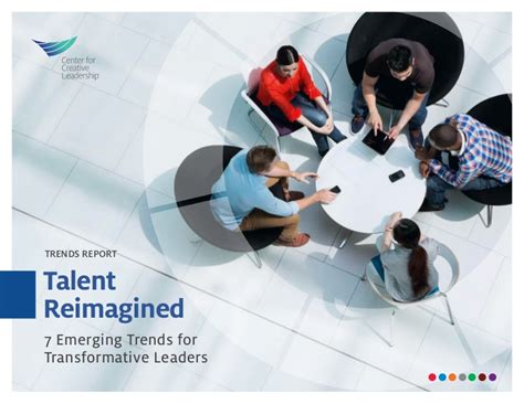 talent reimagined emerging trends report center