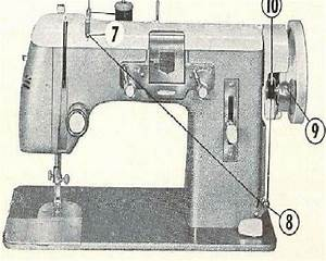 Pfaff Sewing Machine Instructions