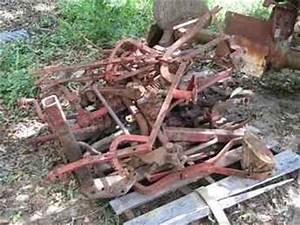 Used Farm Tractors For Sale  Farmall B Cultivator Parts