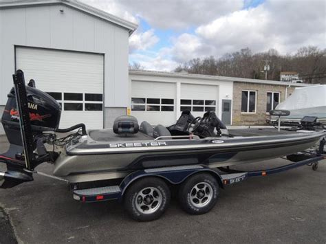 Skeeter Bass Boats For Sale In Michigan by Used Bass Skeeter Boats For Sale 2 Boats