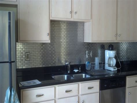 oriental cabinet stainless steel subway tile kitchen
