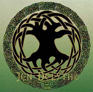 Tatoos ideas: Celtic tattoo designs tree of life