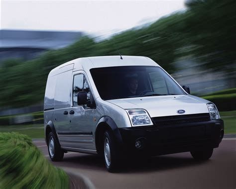 Electrovelocity The Ford Transit Connect Electric