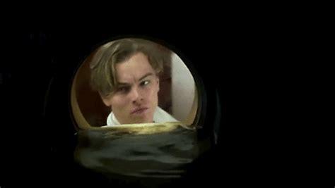 titanic jack sinking gif www imgkid com the image kid