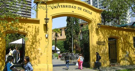 leading state universities  chile  brazil