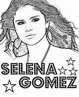 Selena Coloring Gomez Kolorowanka Kolorowanki Ariana Printable Grande Singer Celebrities Singers Sheet Celebrity Famous Sheets Topcoloringpages Druku Adult 14t15 Books sketch template