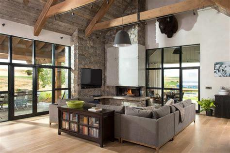 Farmhouse Interior Design « Homeadore