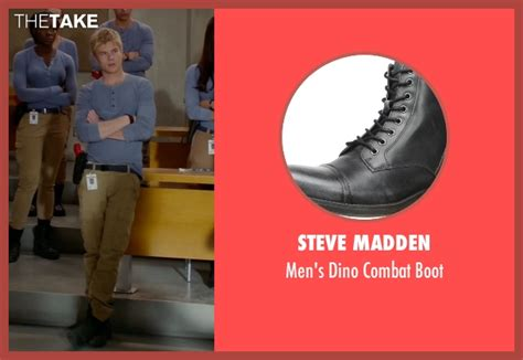 Madden Graham Boat Shoes by Caleb Haas S Black Steve Madden S Dino Combat Boot