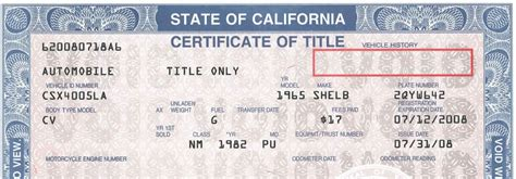 Buying An Out-of-state Car In Ca