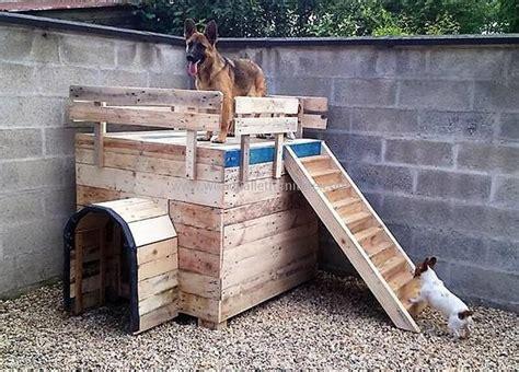 super diy ideas  wood pallet dog houses diy motive part