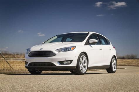 Is A Ford Focus A Compact Car by Ford Focus Uncommon Compact Car Houston Chronicle